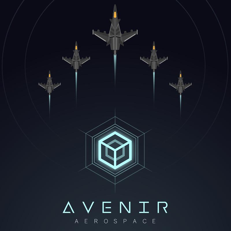 Personal work - Avenir Aerospace