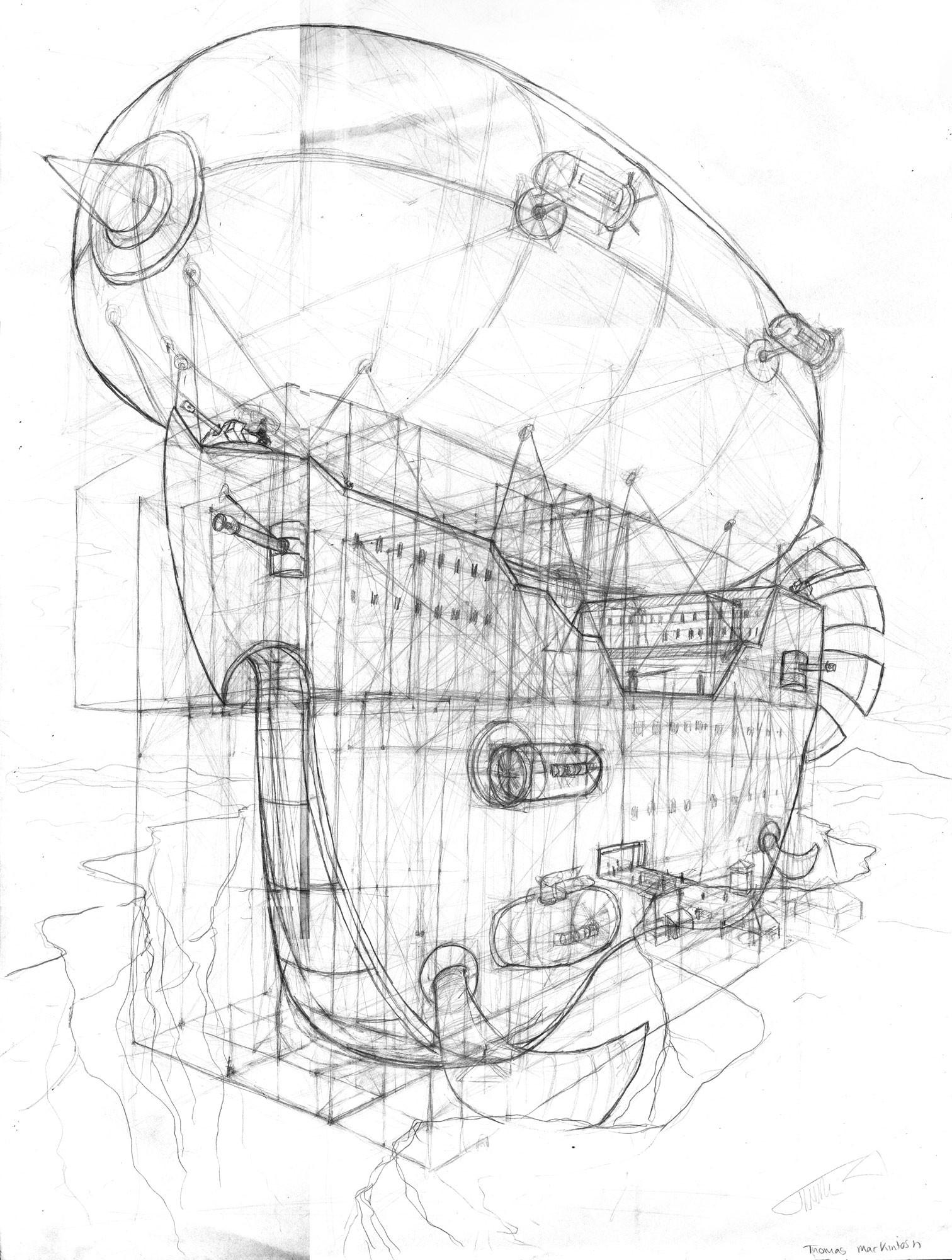 Tom mackintosh airship