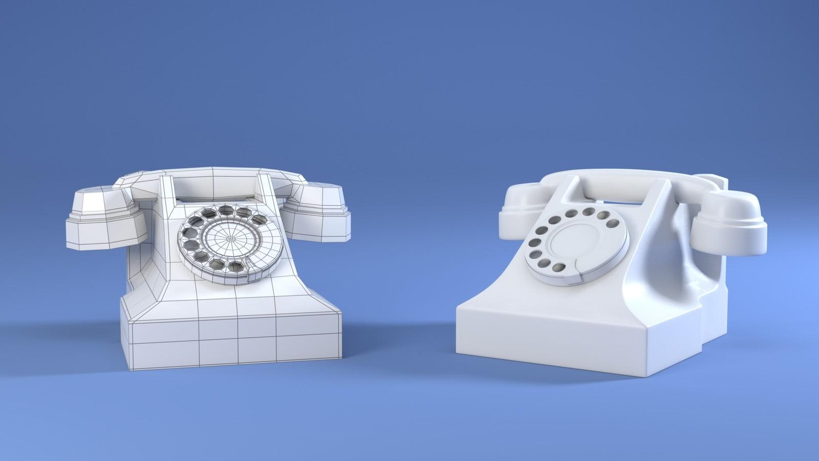 Telephone (1950's)