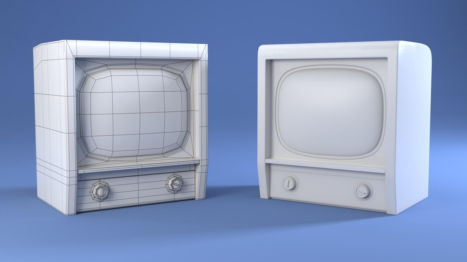 TV (1950's)