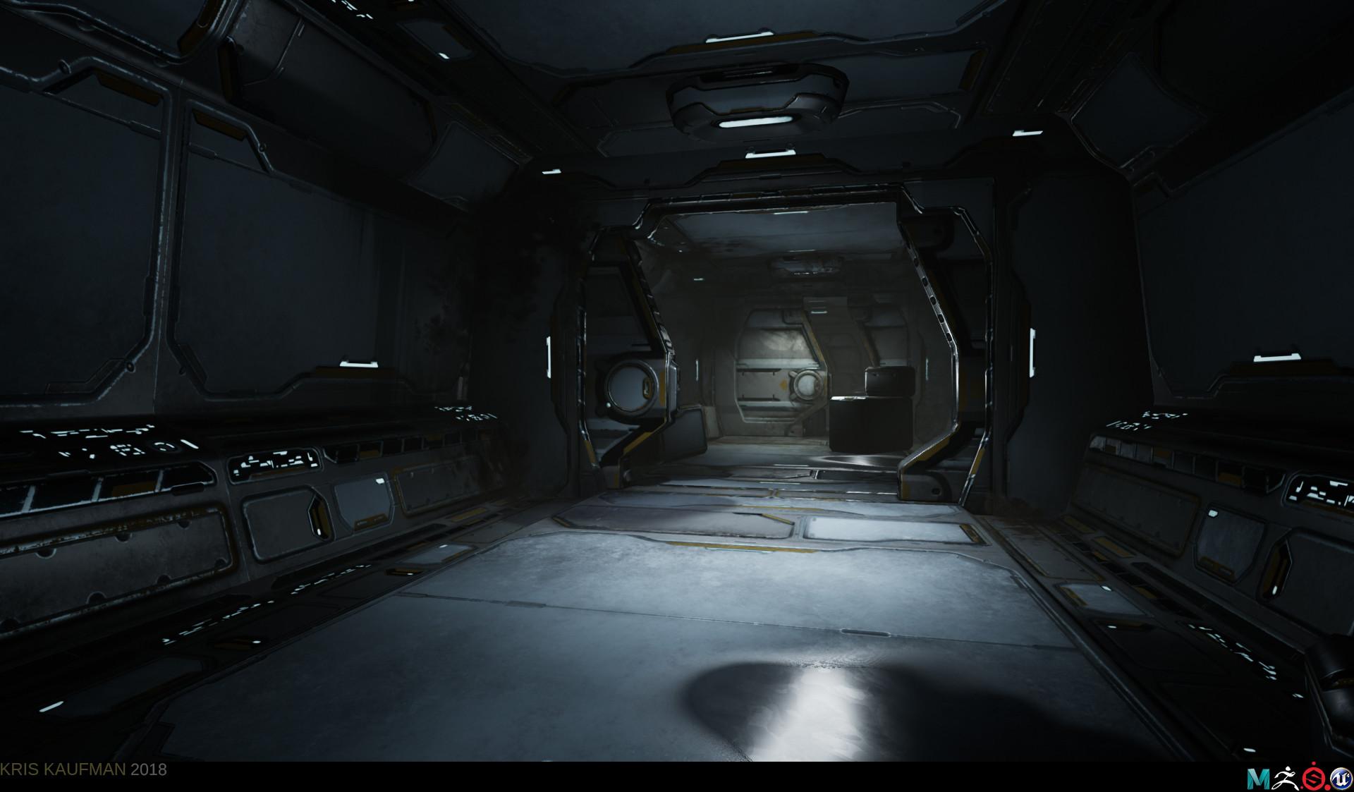 Kris kaufman corridor 01