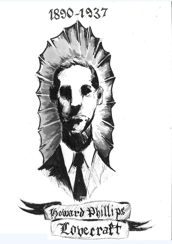 H.P. Lovecraft — 2014