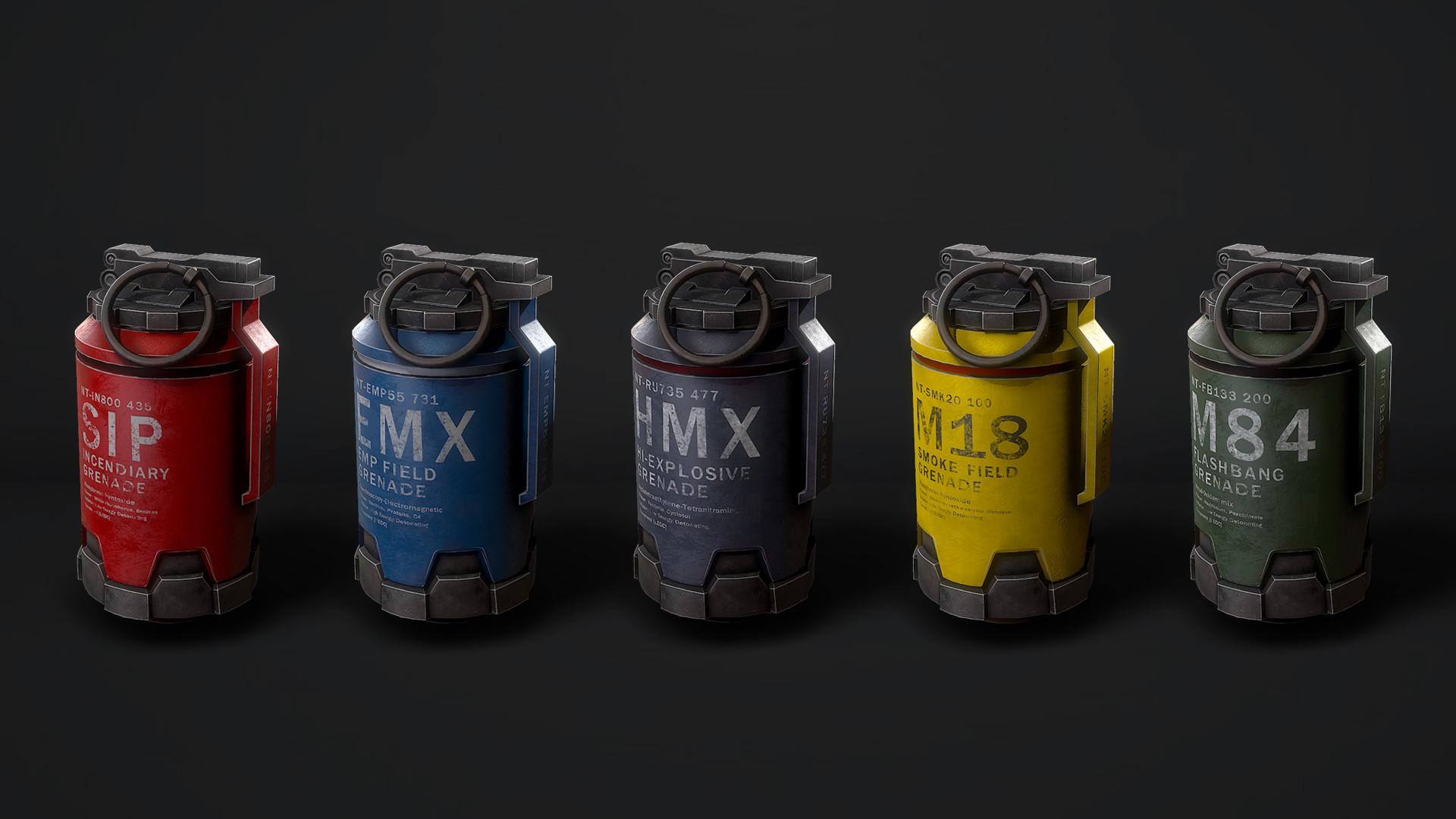 Marcelo m prado grenade cover