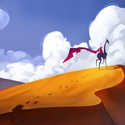 Selin aydin desert