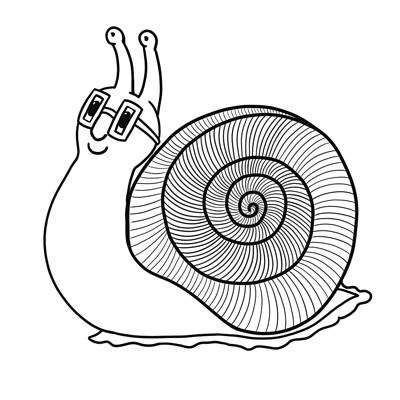 Dimitri cosmos snail