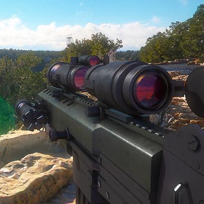 Renan leser rifle 1
