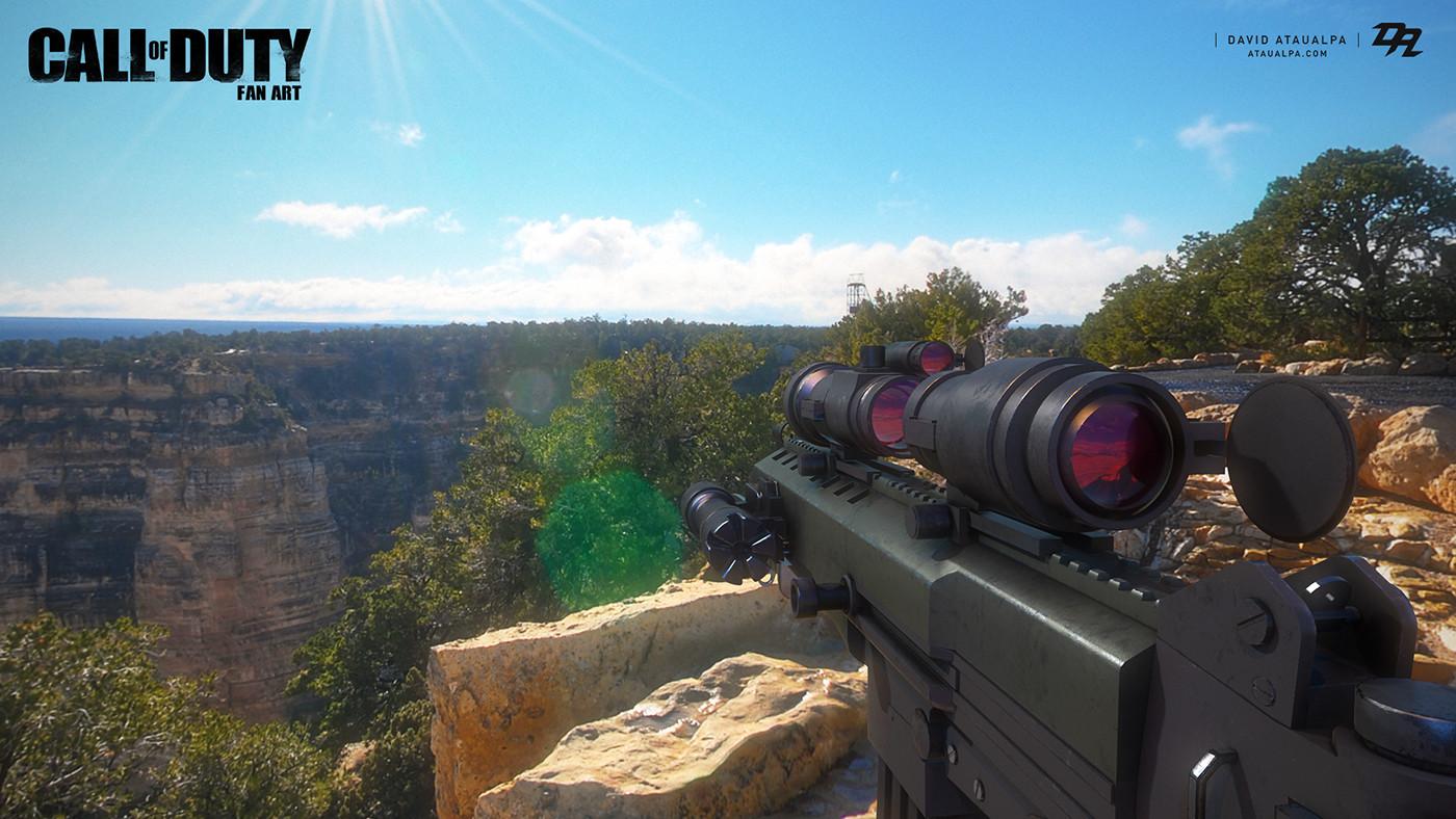 Assault Rifle Imbel IA2 Brazilian Army