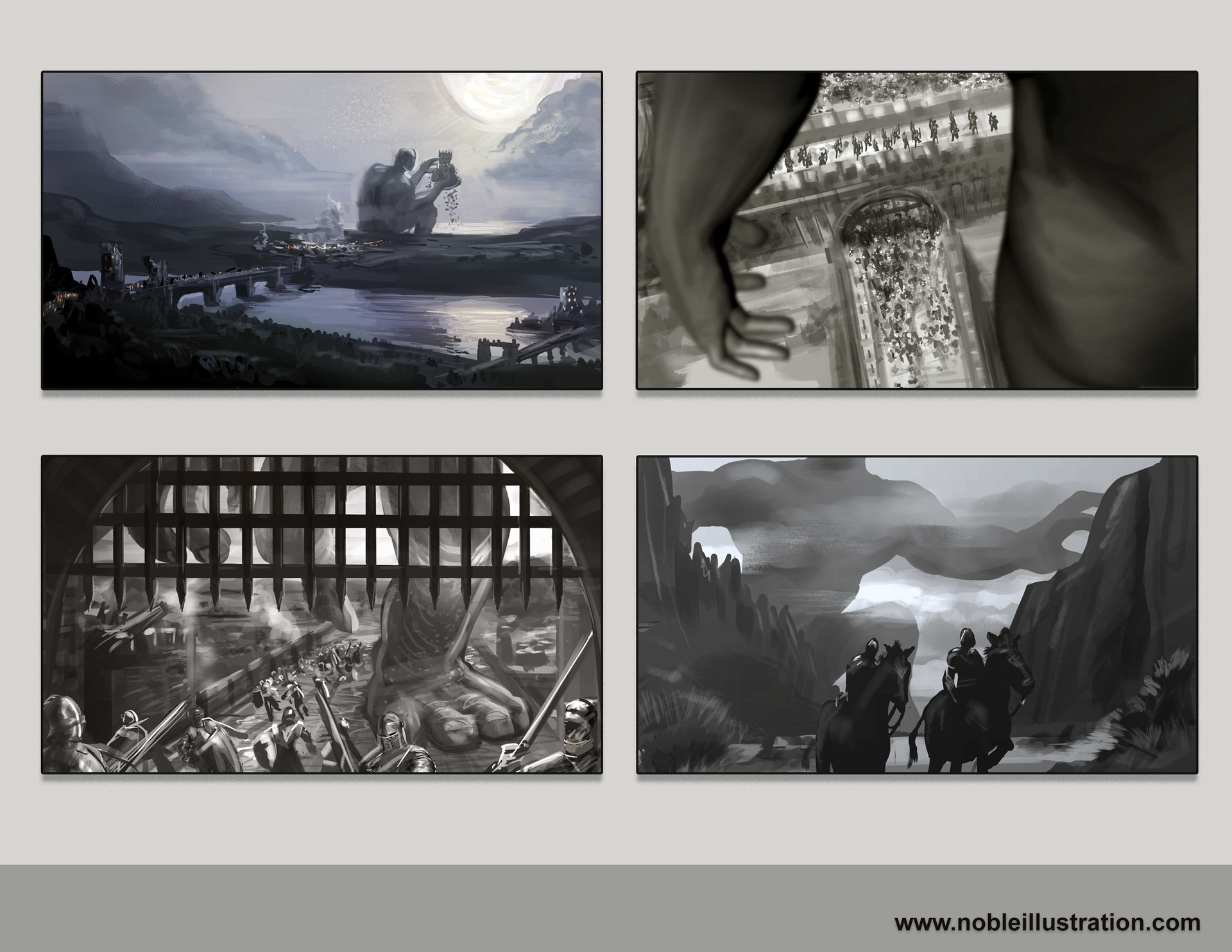 Stephen noble keyframes