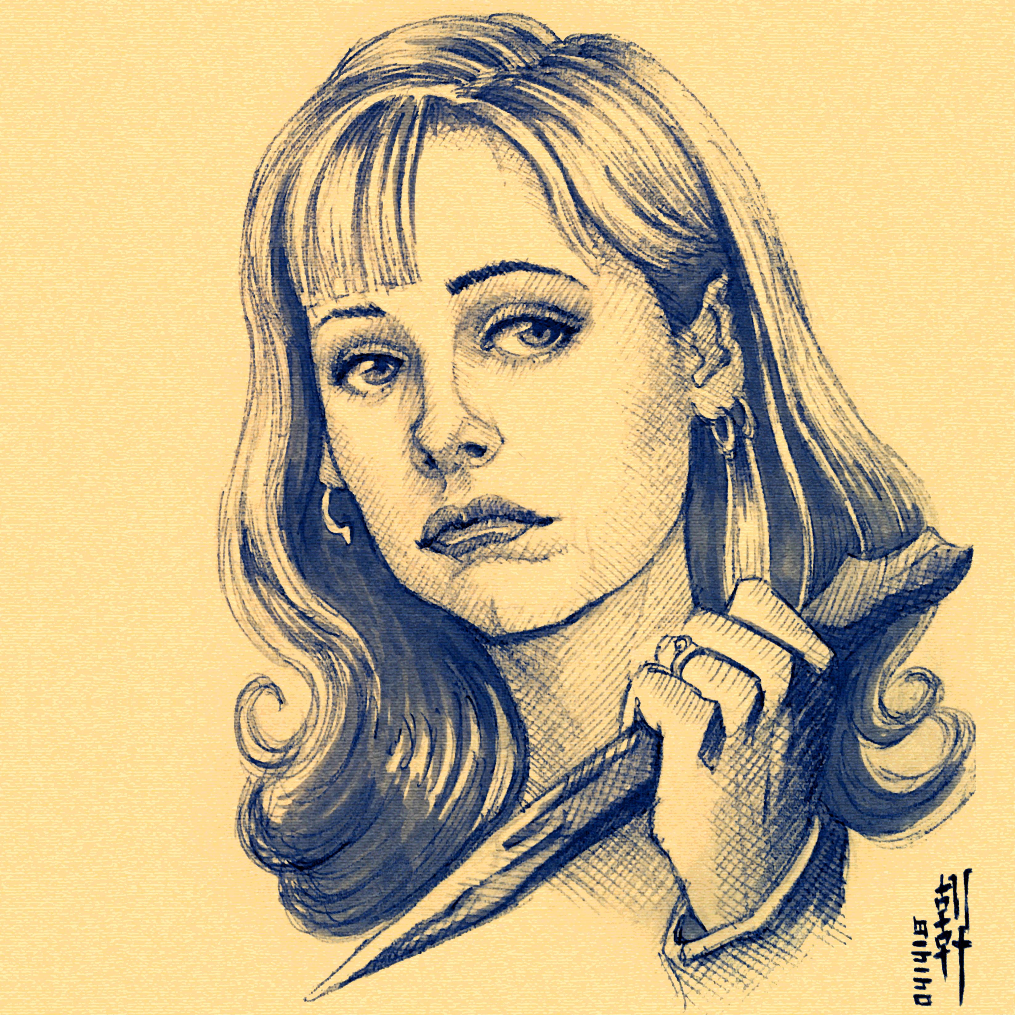 Day 04-14-18 - Buffy