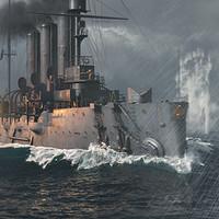 ArtStation - World of Warships - Open Beta Test, Rock Paper