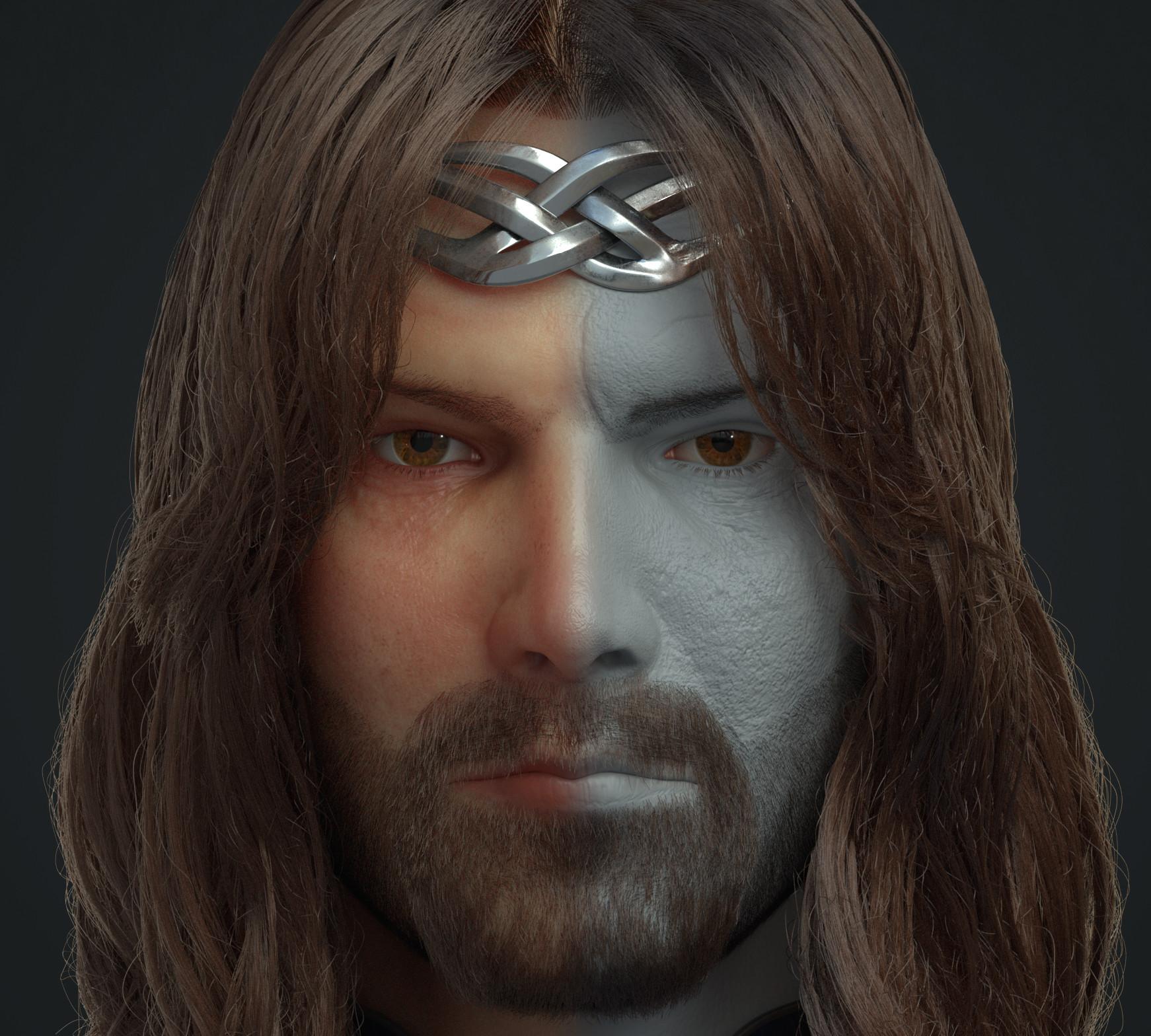 Takuto mizuno human king half