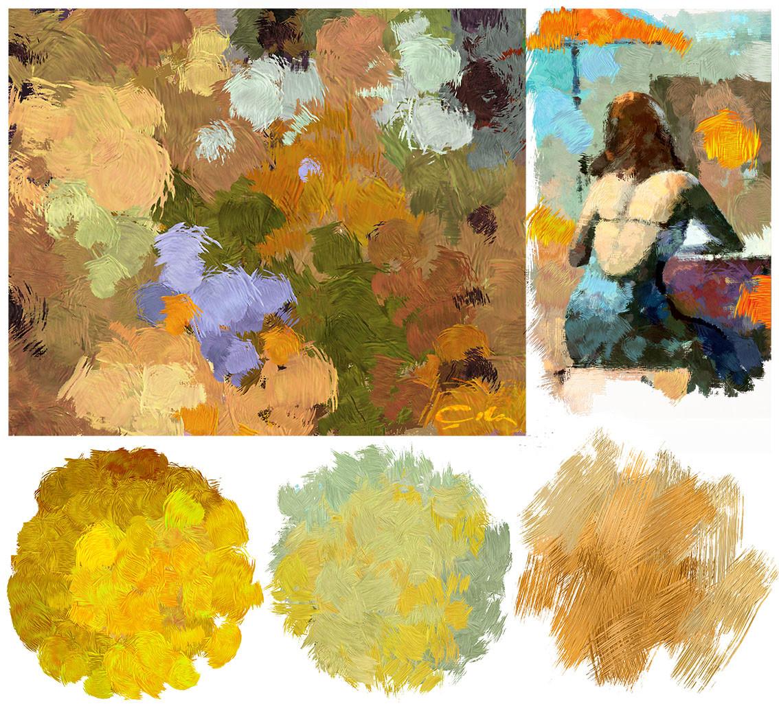 Emrullah cita color blends2