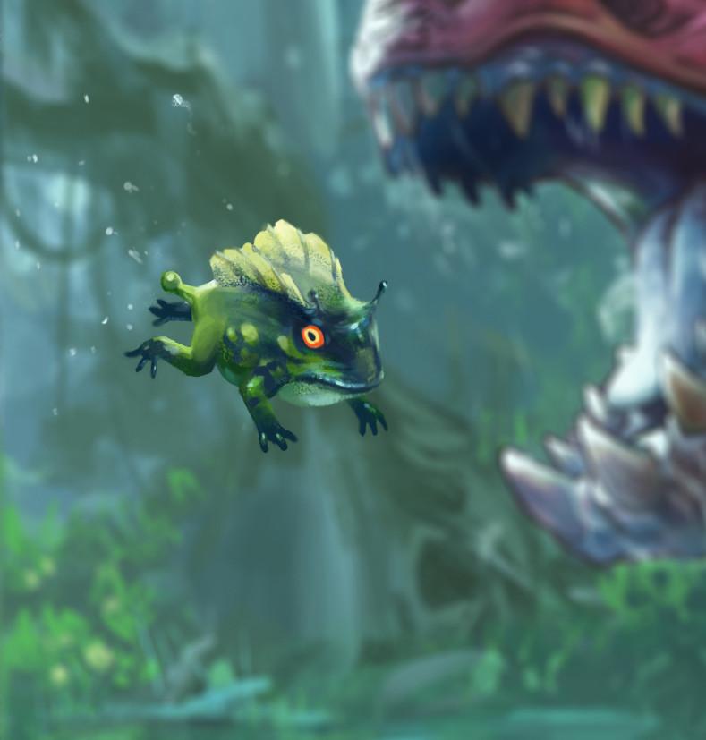Juwoong j frog