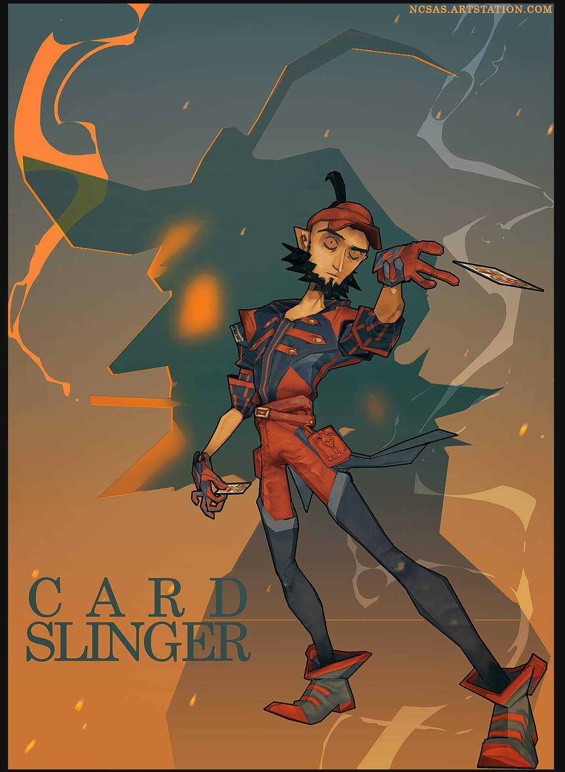 Cardslinger