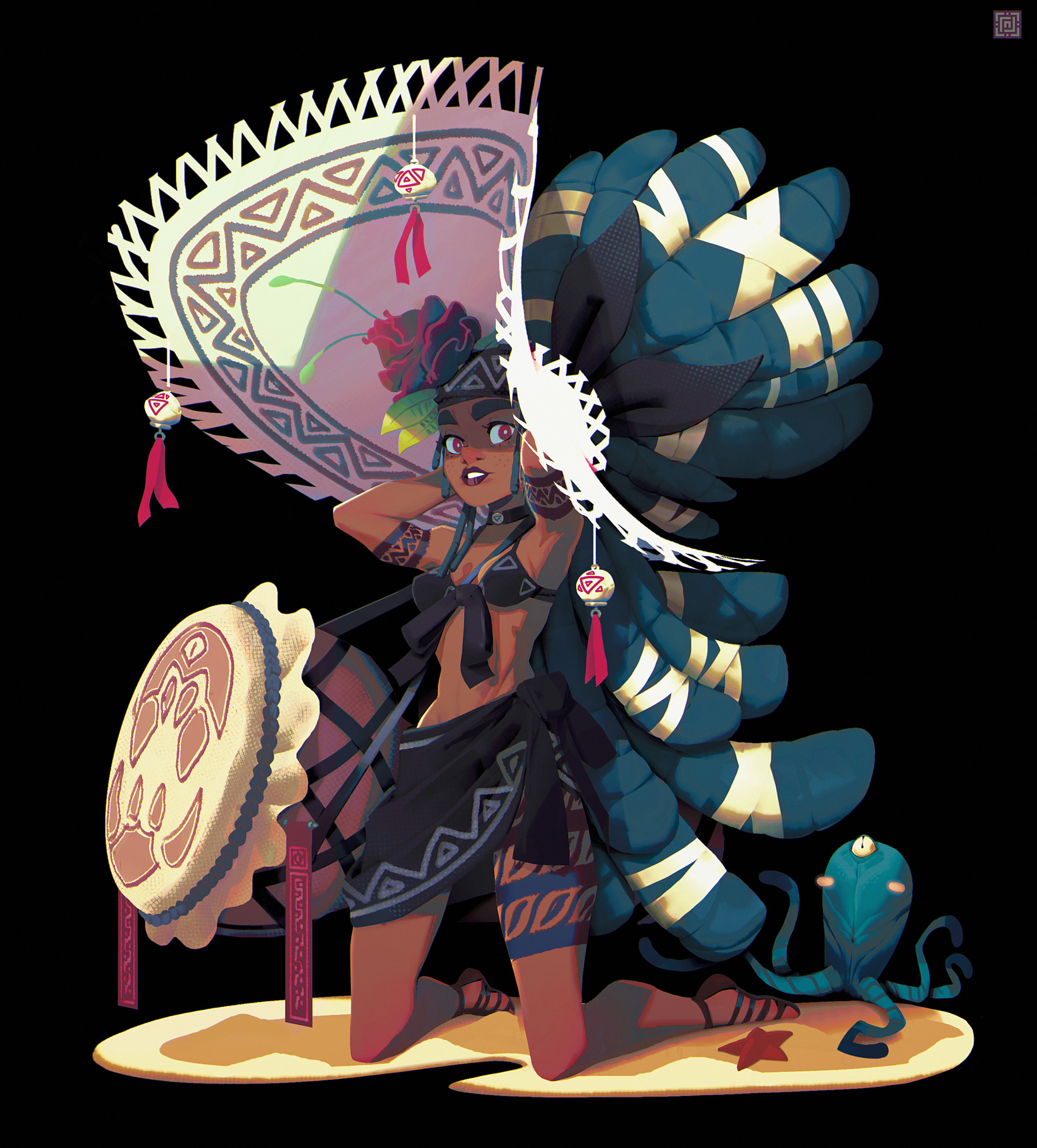 Alexis rives witch09