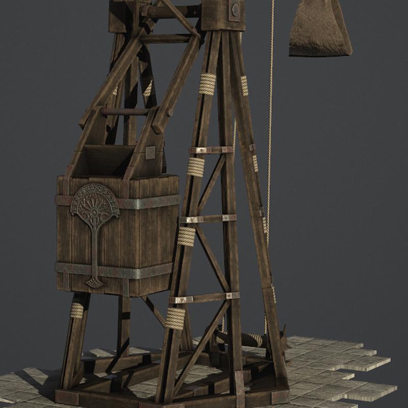 Gondor Heavy Trebuchet