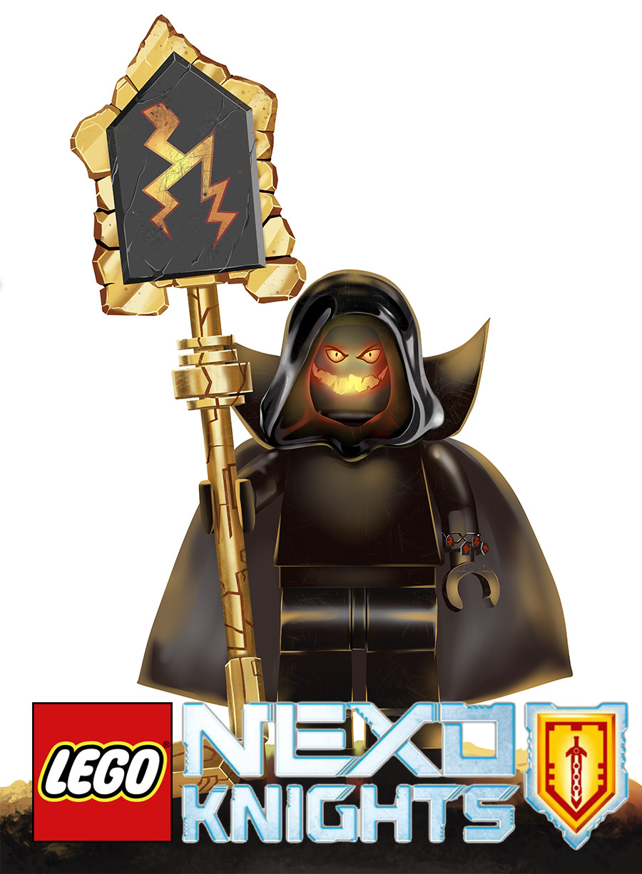 ArtStation - The Evil - Nexo Knights TCG2, Susanne Dorn