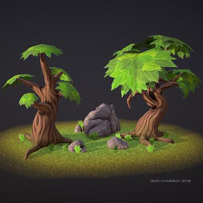 Igor khabibov trees001