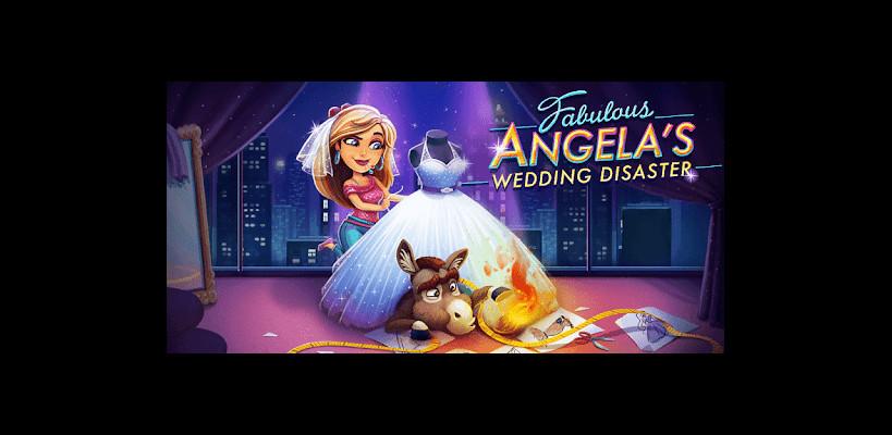 Fabulous Angela's Wedding Disaster (c) 2018 GameHouse B.V.