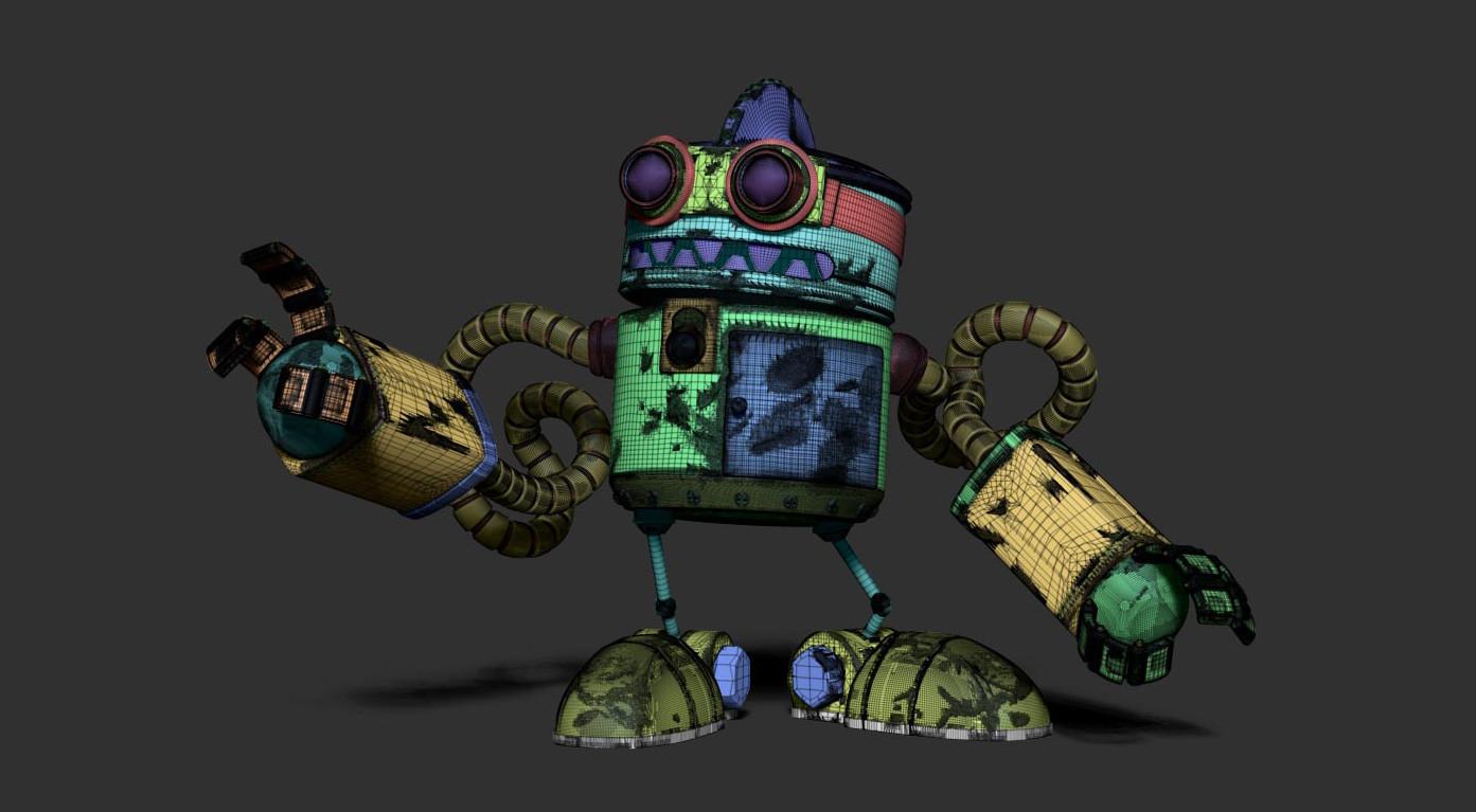 Pablo munoz gomez pablo munoz roboto mesh zb2018