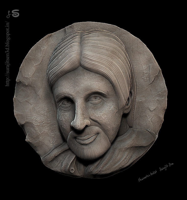 #reliefsculpt One of my free time speed Relief sculpt.... Wish to share  :)
