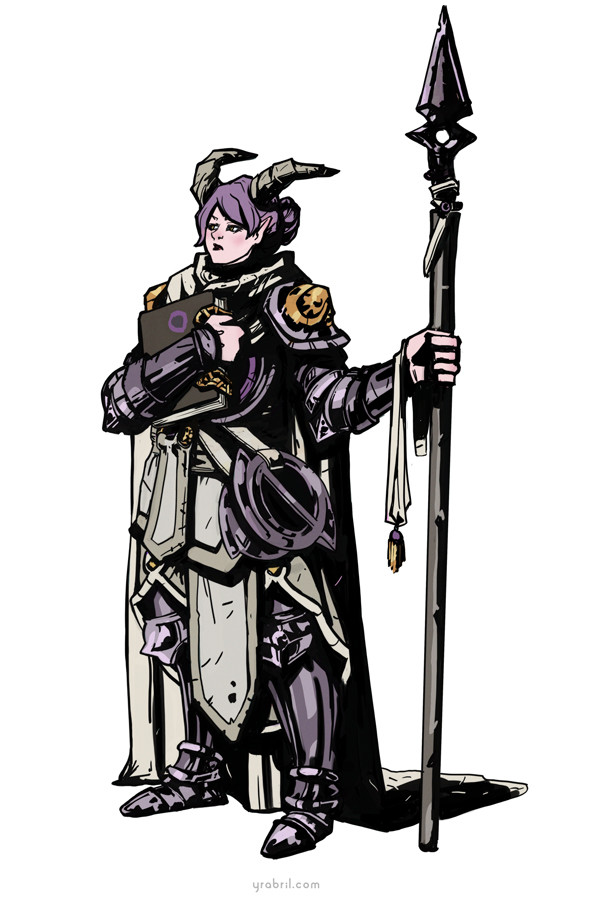 Vega the Cleric