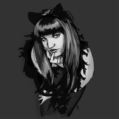 Sefie rosenlund cat