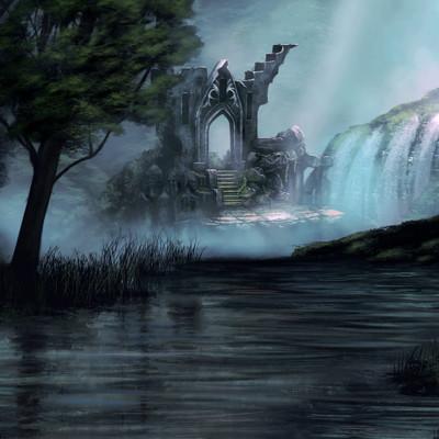 Sano eli lusonum ruins