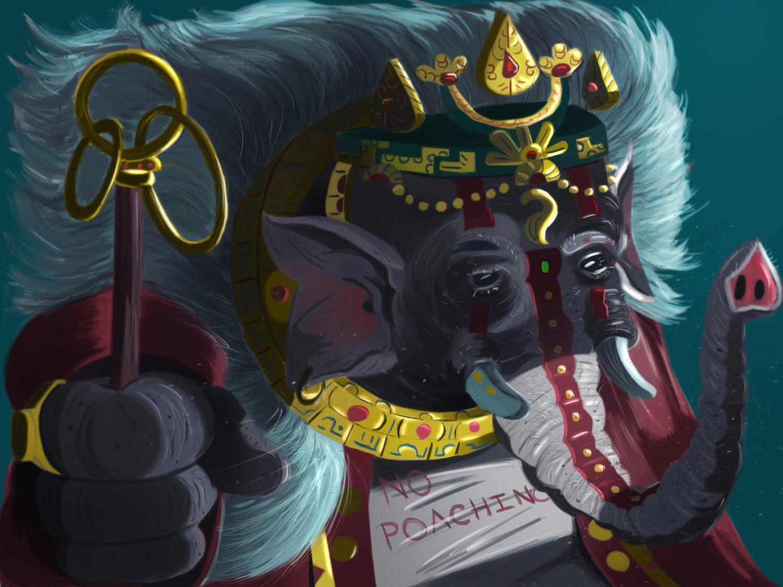 Elephant Gods