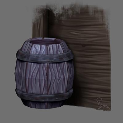 Victoria march barrel