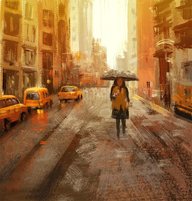 Emrullah cita rainy day