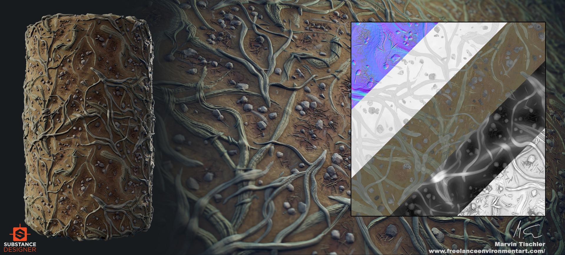 Marvin tischler procedual textures 002 k