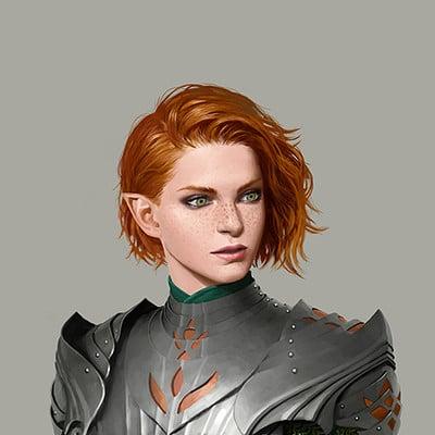 Un lee elven knight