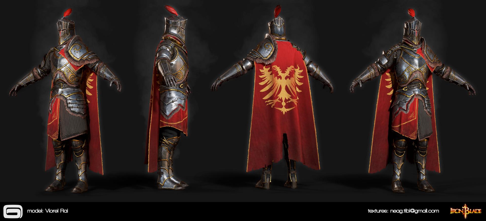 Tibi neag tibi neag iron blade mc armor 08c2