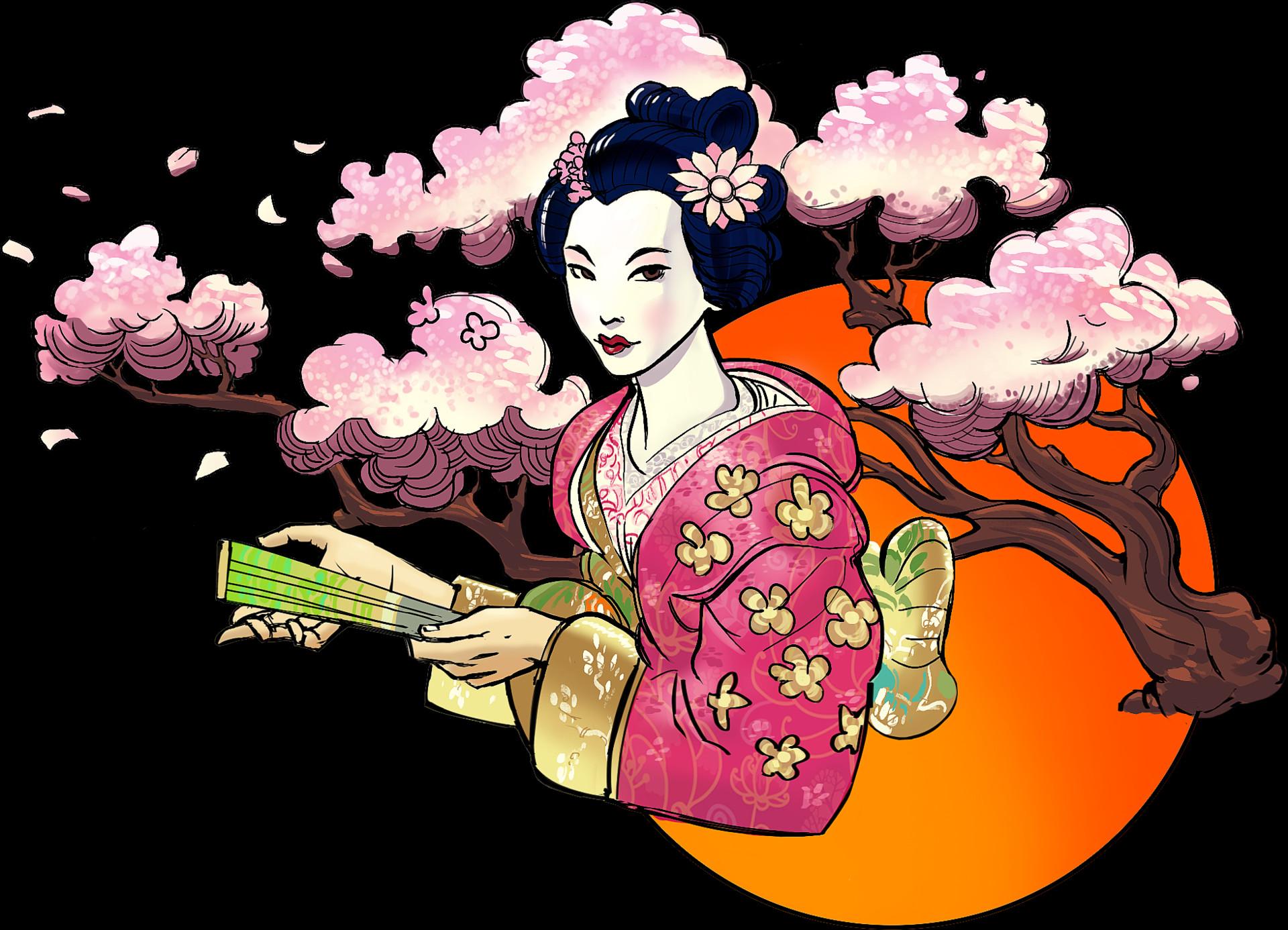 Kelvin liew geisha 1