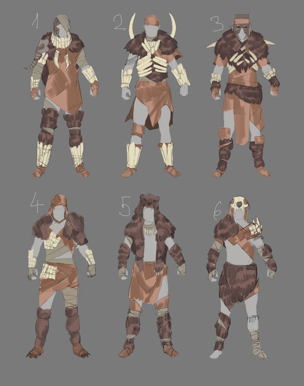 Lucaciu roland costumes mammoth bear