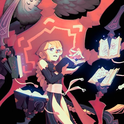 Alexis rives witch11