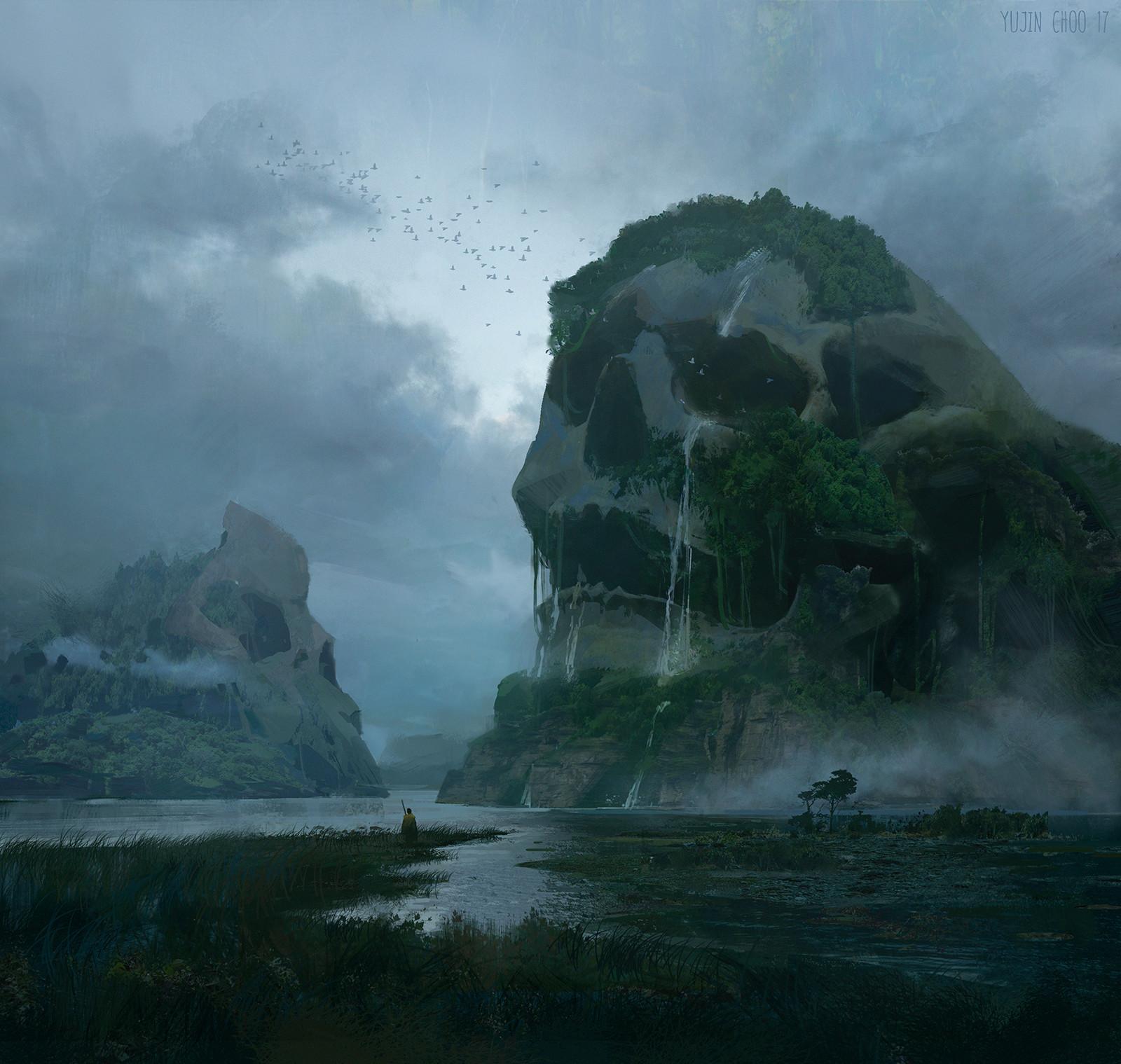 Isle of Buyan finished