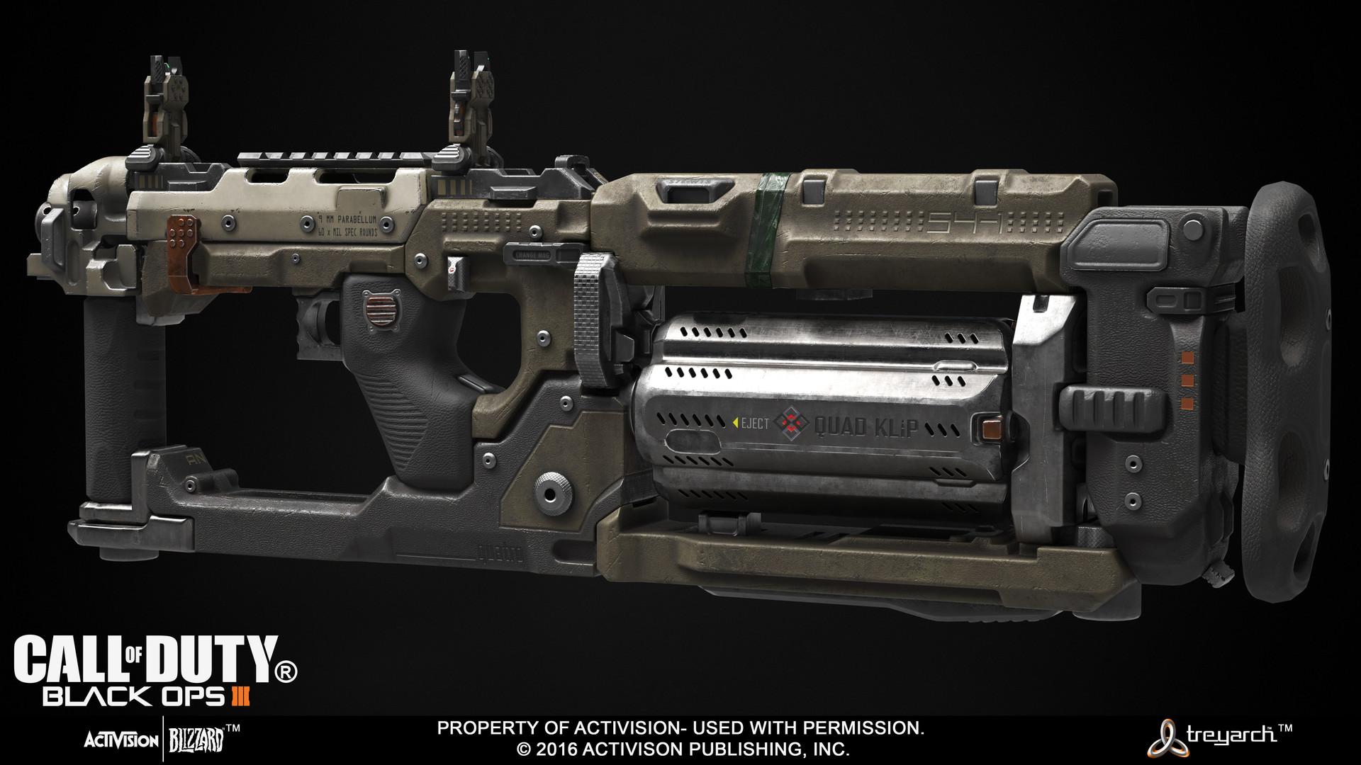 Artstation Call Of Duty Black Ops 3 Dlc Hlx 4 Caleb Turner