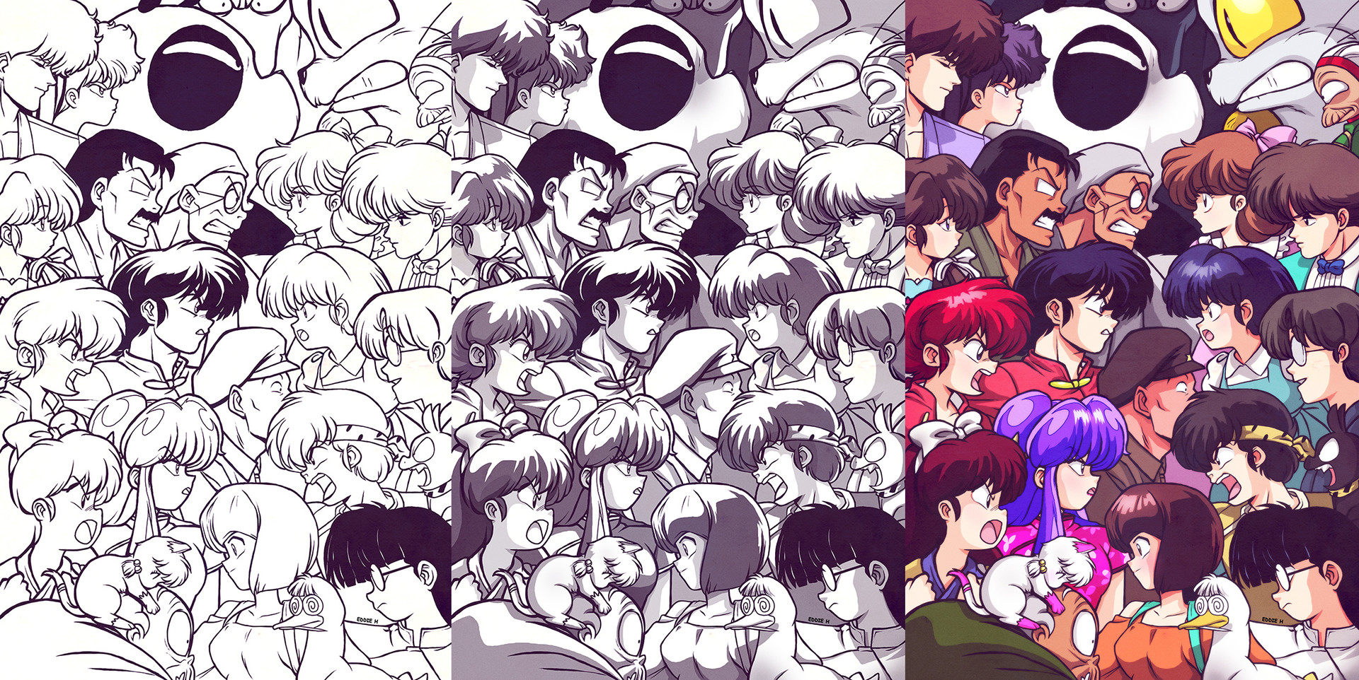 Eddie holly 3 ranma12