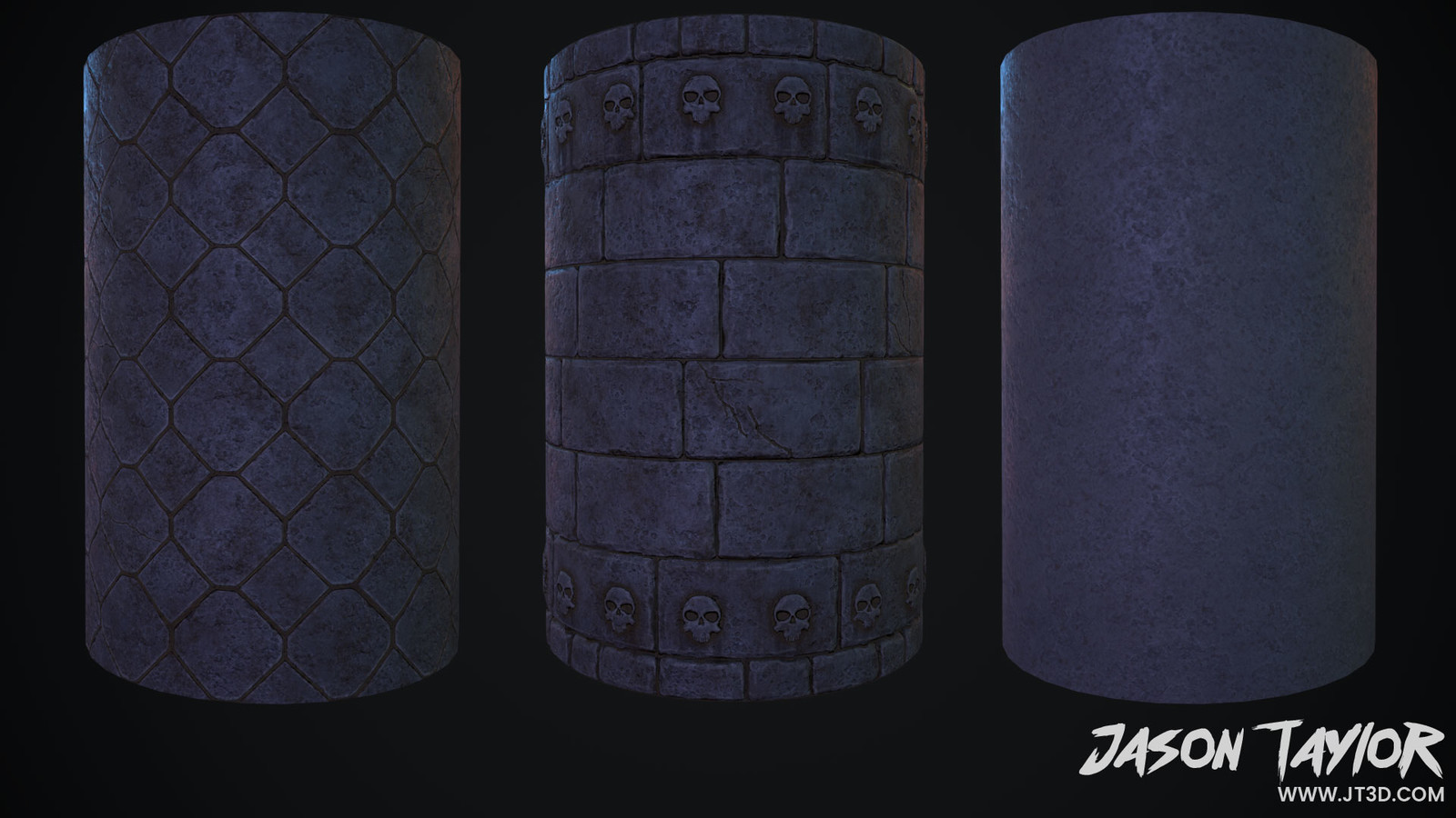 Drow Dungeon Materials