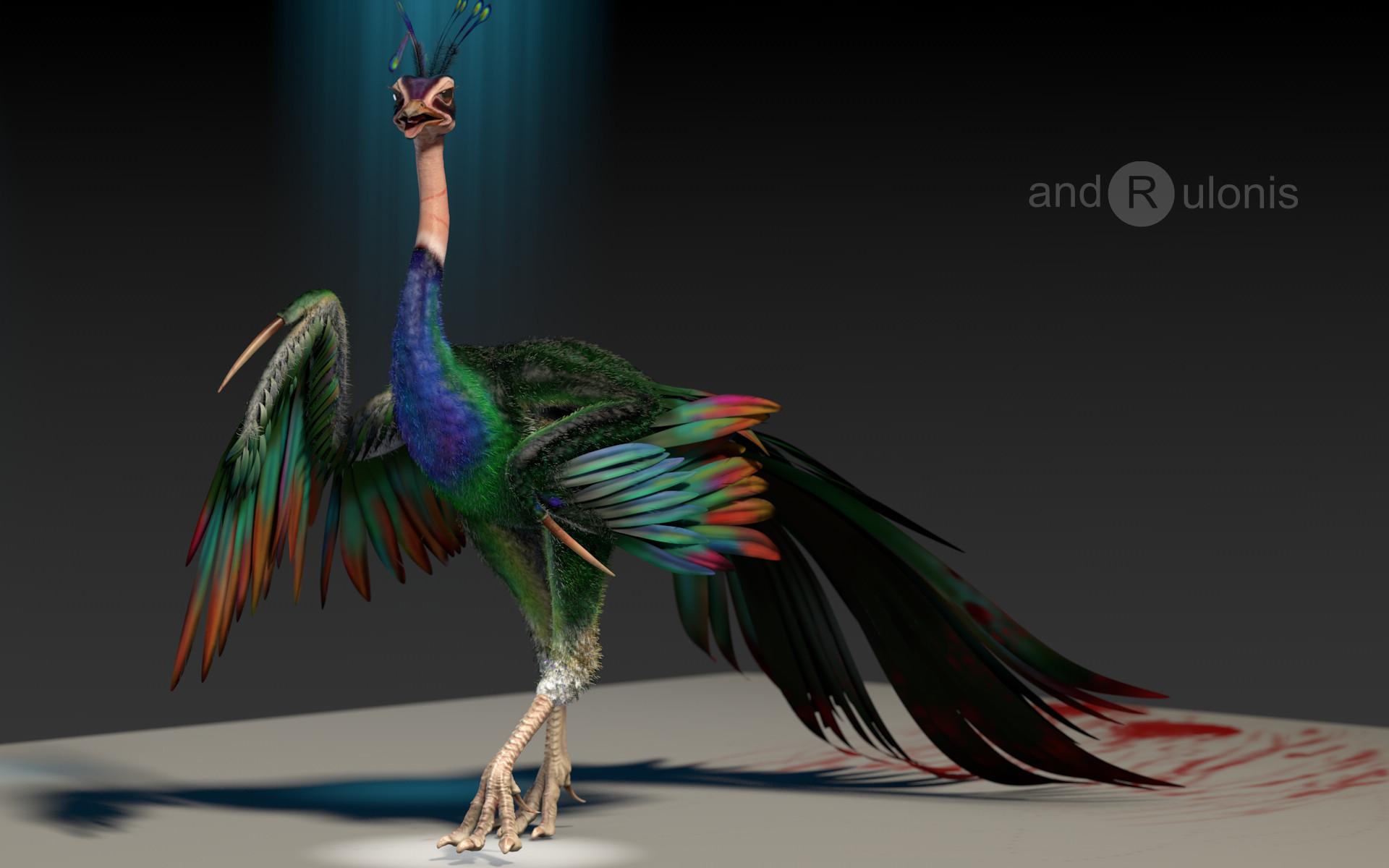 Dariusz andrulonis bird 02