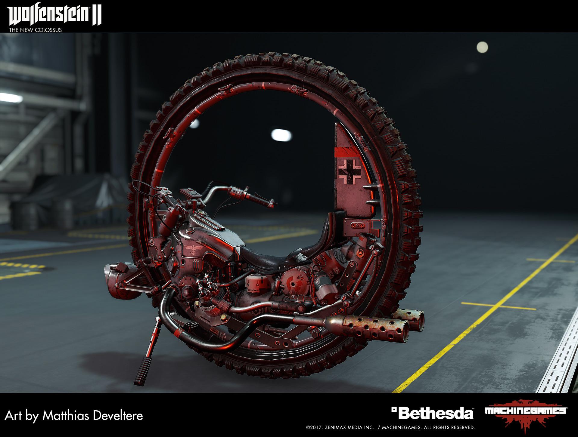 Matthias develtere matthias develtere monowheel a
