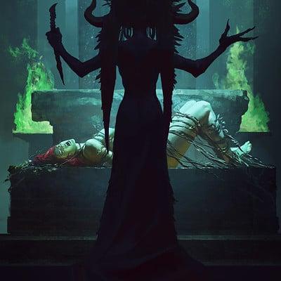 Bayard wu sacrificial altar