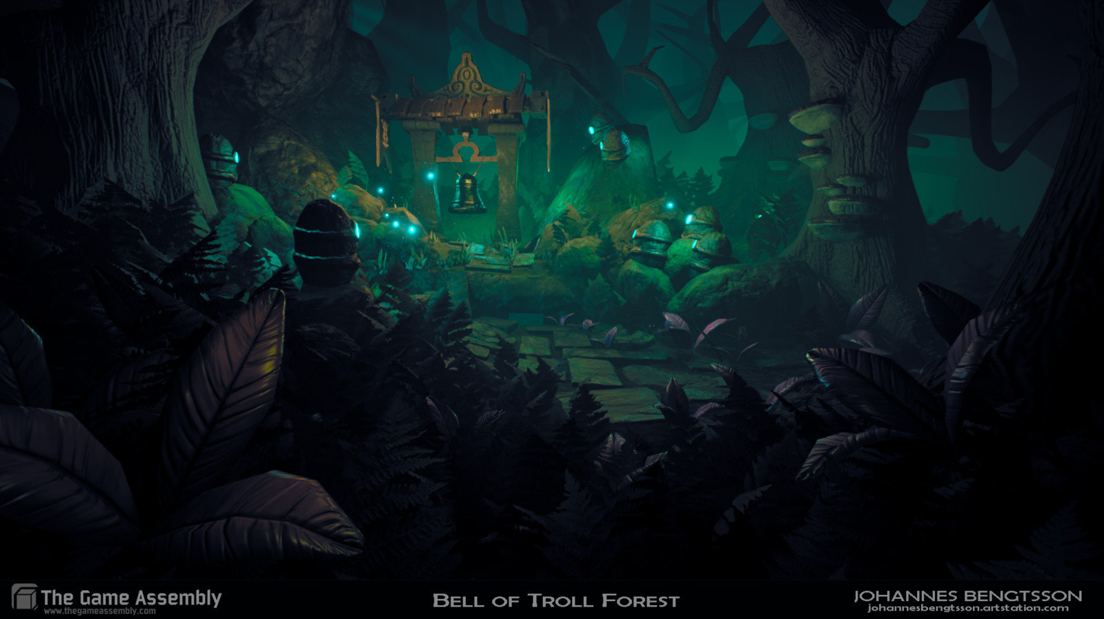 Bell of Troll Forest