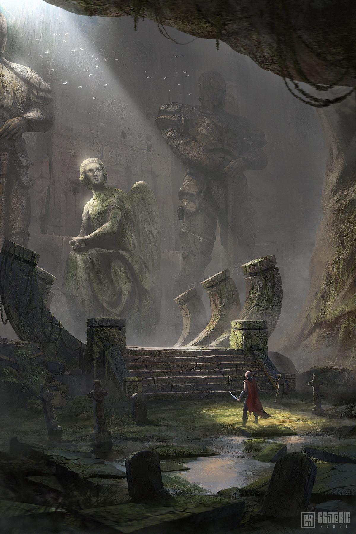 Ivan sevic ancient graveyard
