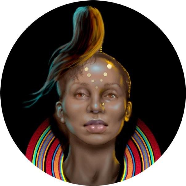 Danica, Nubian Warrior