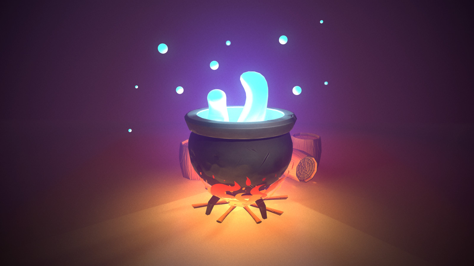 Magic Cauldron