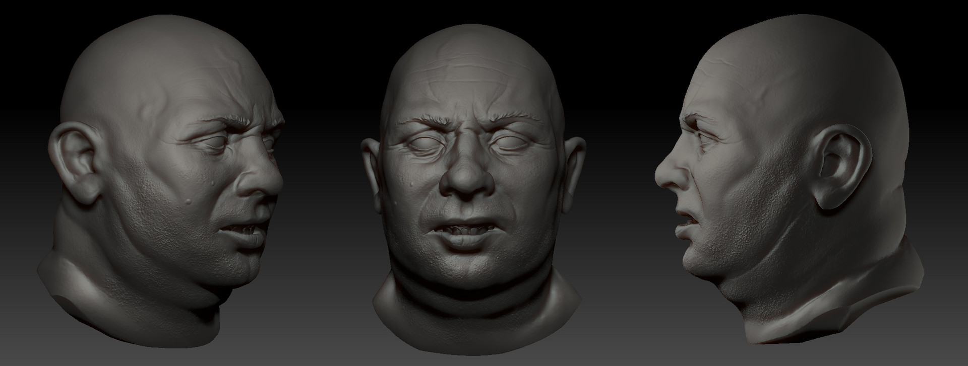Dirk wachsmuth big bald male