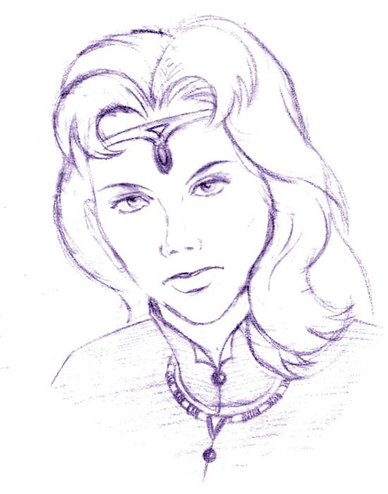 Maureen, Human Sorceress